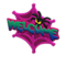 Spider Doorplate (Pink) NH Icon.png