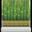 Bamboo-Grove Wall