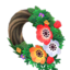 Windflower Wreath