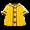 Baseball Shirt (Yellow) NH Icon.png