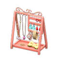 Accessories Stand (Pink) NH Icon.png
