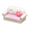 Cute Sofa (White) NH Icon.png