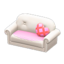 Cute Sofa (White)