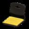 Floor Seat (Black - Mustard Yellow) NH Icon.png