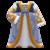 Renaissance Dress (Navy Blue) NH Icon.png