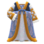 Renaissance Dress (Navy Blue) NH Icon.png