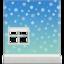 Snowflake Wall