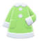 Terry-Cloth Nightgown (Lime) NH Icon.png