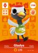 194 Gladys amiibo card NA.png