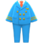 Pilot's Uniform (Light Blue) NH Icon.png