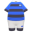 Rugby Uniform (Blue & Black) NH Icon.png