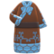 Attus Robe (Brown) NH Icon.png