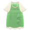 Fancy Party Dress (Green) NH Icon.png
