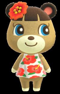 June (villager), an Animal Crossing villager.