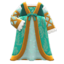 Renaissance Dress (Green) NH Icon.png