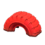 Tire Toy (Red)