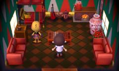 Phoebe's house interior
