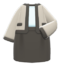 Prim Outfit (Gray) NH Icon.png