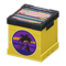 Record Box (Yellow - Sunset) NH Icon.png