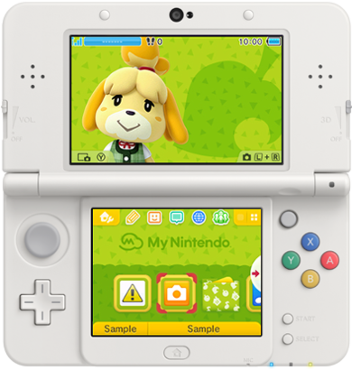 3DS Theme - My Nintendo Isabelle.png