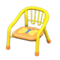 Baby Chair (Yellow - Butterfly) NH Icon.png