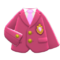 Emblem Blazer (Berry Red) NH Icon.png