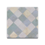 Gray Argyle-Tile Flooring