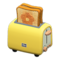 Pop-Up Toaster (Yellow) NH Icon.png