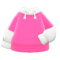 Tee-Parka Combo (Pink) NH Icon.png