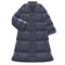 Long Down Coat (Black) NH Icon.png