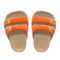 Comfy Sandals (Orange) NH Icon.png