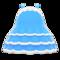 Dollhouse Dress (Sky Blue) NH Icon.png