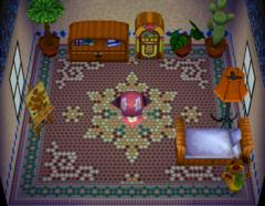 Mallary's house interior