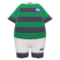 Rugby Uniform (Green & Black) NH Icon.png