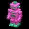 Tin Robot (Pink) NH Icon.png