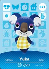 071 Yuka amiibo card NA.png