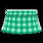 Gingham Picnic Skirt