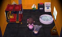 Gonzo's house interior
