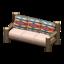 Log Extra-Long Sofa