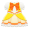 Magical Dress (Yellow) NH Icon.png