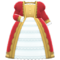 Noble Dress (Red) NH Icon.png