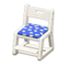 Study Chair (White - Blue) NH Icon.png