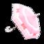 Pink Shiny-Bows Parasol