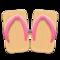 Kimono Sandals (Pink) NH Icon.png
