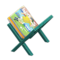 Magazine Rack (Green - Sports) NH Icon.png