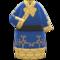 Attus Robe (Blue) NH Icon.png
