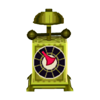 Odd Clock