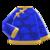Silk Shirt (Blue) NH Icon.png
