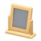 Wooden Table Mirror (Light Wood) NH Icon.png