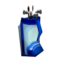 Blue Golf Bag